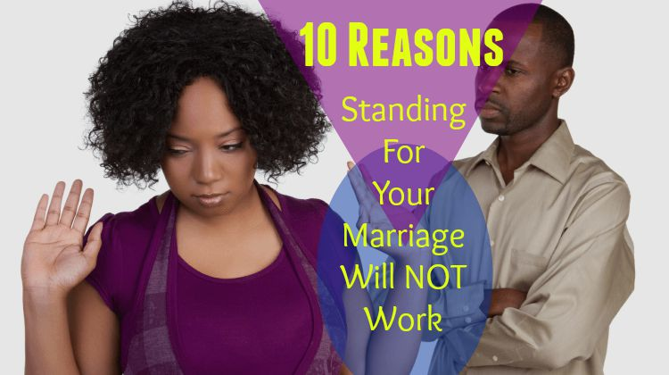standing in the gap for marriage restoration